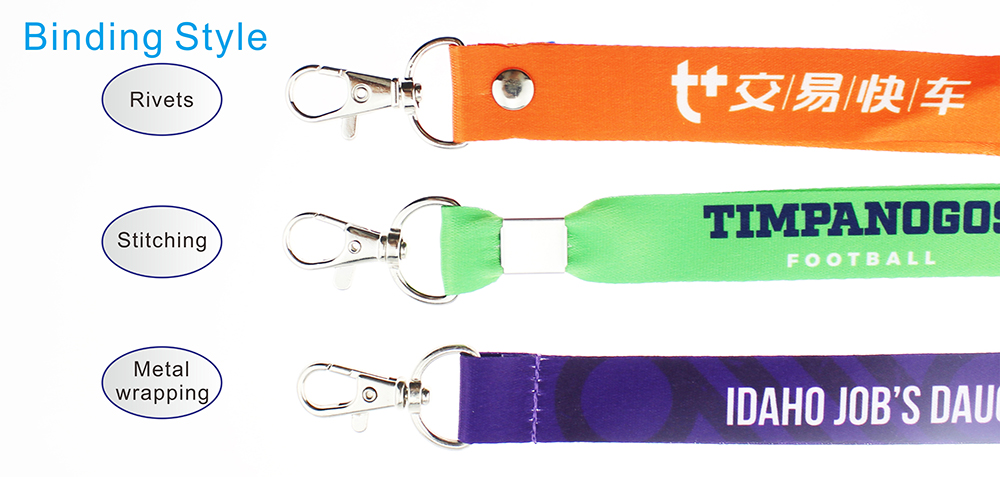Good Looking Dye Sublimation Lanyards With Lobster Hook